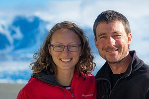 British Polar Guides Get Hitched In Antarctica