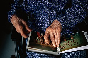 Social Interaction Improves Quality Of Life For People With Dementia