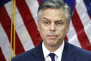 Trump Picks Jon Huntsman To Be U.S. Ambassador To Russia