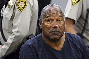 O.J. Simpson Parole Hearing Could Lead To His Release From Prison