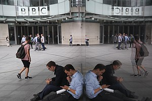 BBC Salaries Ignite Debate Over Appropriate Pay, Gender Equity