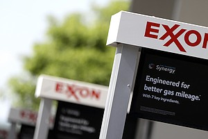 Exxon Mobil Sues After Treasury Fines It $2 Million For Alleged Sanctions Vio...