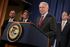 Justice Department Announces 'Largest Darknet Takedown In...