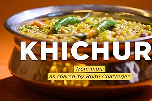 'Khichuri': An Ancient Indian Comfort Dish With A Global ...