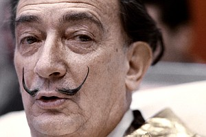 Salvador Dalí's Remains Exhumed, Revealing A Perfectly Ar...