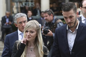 Parents Of Terminally Ill British Baby Charlie Gard End L...