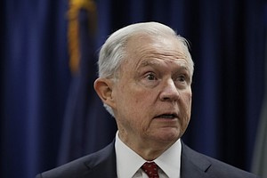 Trump: 'Time Will Tell' If Sessions Remains Attorney General