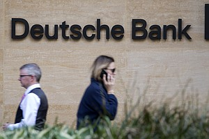 Democrats Want To Probe Trump Ties To Deutsche Bank. GOP Says, No Thanks