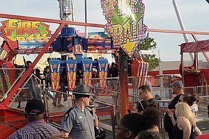 Ride Malfunction At Ohio State Fair Kills 1, Critically Injures 7