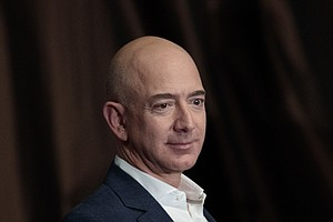 Prime Spot On The Billionaire List: Jeff Bezos Was (Briefly) World's Richest Man