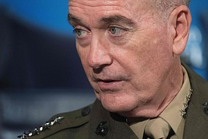 Joint Chiefs Chairman Says Transgender Policy Won't Change Yet