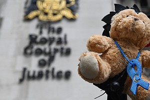 Terminally Ill Baby Charlie Gard Will Move To Hospice Care To Die