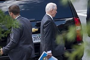 Attorney General Jeff Sessions Heads To El Salvador To Di...
