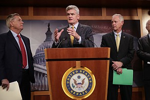 Repeal-And-Replace Effort In Senate Still Dominated By Confusion