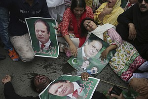 After Nawaz Sharif's Ouster, What's Next For Pakistan?