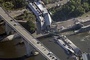 10 Years After Bridge Collapse, America Is Still Crumbling