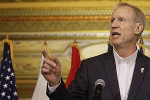 Illinois Governor Vetoes Education Funding Plan