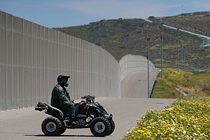 Homeland Security To Waive Environmental Rules On Border Wall Projects