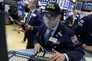 The Long Rally Continues As The Dow Hits 22,000 For The F...