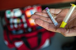 First Responders Spending More On Overdose Reversal Drug