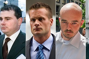 U.S. Appeals Court Tosses Ex-Blackwater Guard's Conviction In 2007 Baghdad Ma...