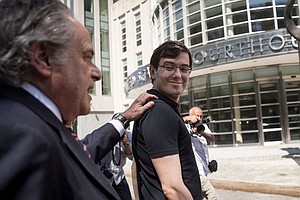 'Pharma Bro' Martin Shkreli Convicted Of Securities Fraud