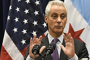 Chicago To Sue Feds Over Funding Threats To Sanctuary Cities
