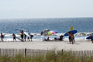 Fired At 52, Jersey Shore Lifeguard Wins Age-Discrimination Suit