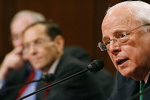 Nixon White House Counsel John Dean Sees Uphill Climb For...
