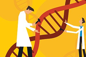 People Back Editing Genes To Treat Disease, But Are Wary ...