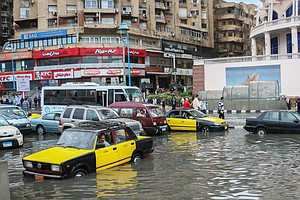 In Egypt, A Rising Sea — And Growing Worries About Climat...
