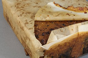 PHOTOS: 'Almost Edible' 106-Year-Old Fruitcake Found In A...