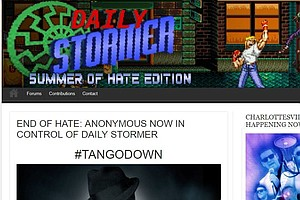 White Supremacist Site Is Banned By GoDaddy After Virgini...