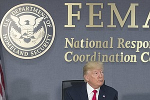Trump Rolls Back Obama-Era Flood Standards For Infrastruc...