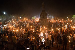 After Son Is ID'd At Supremacist Rally, His Father Responds Publicly