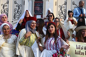 As Tunisia Weighs Women's Rights Proposal, Some Of The Staunchest Opponents A...