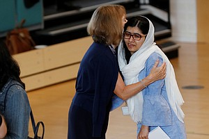 Once Shot For Advocating For Girls' Education, Malala Is Going To Oxford