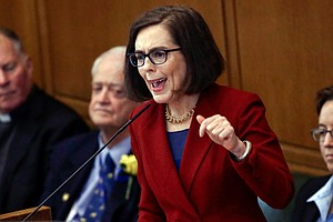 Oregon, Texas Lay Down Markers On Abortion Coverage