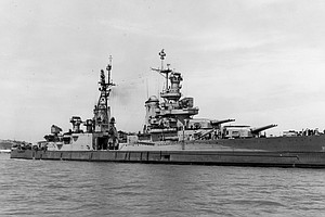 Wreckage Of USS Indianapolis, Sunk By Japanese In WWII, F...