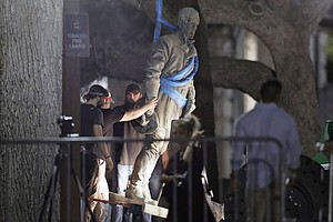 Confederate Statues Come Down At The University Of Texas