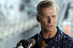 Commander Of Navy's 7th Fleet Dismissed After Series Of S...