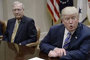 Trump's Fractured Relationship With Congress Causes GOP Dread