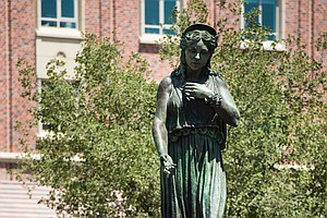 'To E Or Not To E': USC And UCLA Quibble Over How To Spell Shakespear(e)