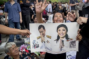 Thailand's Former Prime Minister Yingluck Shinawatra Is Now A Fugitive
