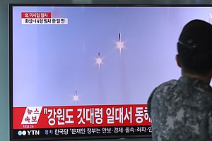 'Restraint' Appears To Be Over As North Korea Launches Mi...