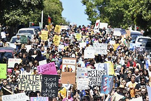 2 Far-Right Rallies In Bay Area Fizzle While Counterprote...