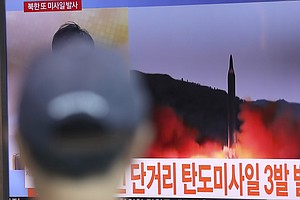 North Korea Launches Another Missile, This One Over Japan