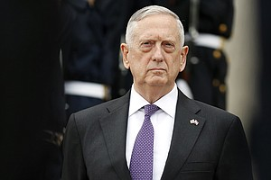 Mattis Puts Hold On Transgender Ban For Current Military ...