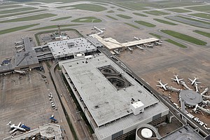 With Rain Lessening In Houston, Airports And Ports Begin Opening