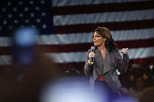 Judge Tosses Sarah Palin's Defamation Lawsuit Against 'The New York Times'